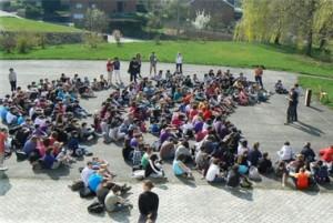 Bienvenue à l'école secondaire libre Saint-Hubert