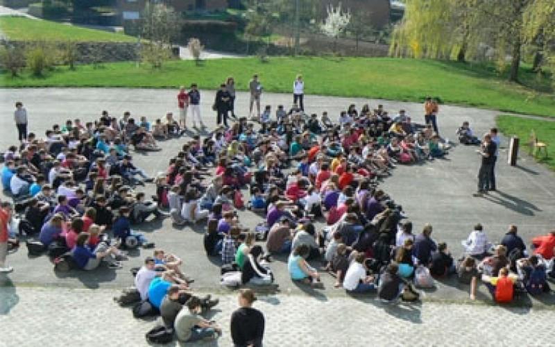 Bienvenue à l'école secondaire libre Saint-Hubert !
